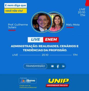 Live Administração Unip